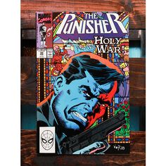 The #Punisher Number 30 1987 by VintageGotham on Etsy