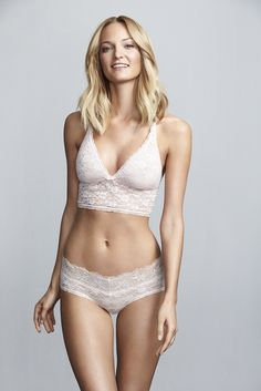 Lace top and brief | Gina Tricot Lingerie & Loungewear | www.ginatricot.com | #ginatricot