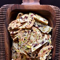Your holiday cookie platter will be complete with these Super Thin Cranberry Pistachio Italian Biscotti. Festive looking, wafer thin & so easy to make! Fruit Cookies, Crispy Cookies, Sweet Cookies, Italian Biscotti Recipe, Easy Biscotti Recipe, Easy Pie Recipes, My Recipes, Italian Recipes, Baking Recipes