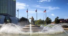 firefighters fountain #2