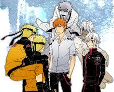 Gray-man, NARUTO, BLEACH - COSPLAY IS BAEEE! Tap the pin now to grab yourself some BAE Cosplay leggings and shirts! From super hero fitness leggings, super hero fitness shirts, and so much more that wil make you say YASSS! Otaku Anime, Anime Naruto, Anime Guys, Manga Anime, Manga Girl, Bleach Characters, Anime Characters, Bleach Funny, D Gray Man
