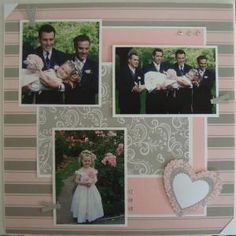 wedding scrapbook layouts | Card Ideas Scrapbooking Layouts Other Paper Craft Ideas Wedding ... by Mamabear22