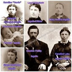 Image result for laura ingalls wilder family tree