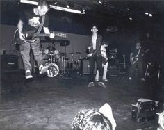 Adolescents - original line-up. 1981