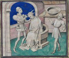 Vincent de Beauvais, Miroir historial, traduit en français par Jean du Vignay. Français 311 Author :  Vincentius Bellovacensis (1190?-1264). Auteur du texte Author :  Jean de Vignay (1282?-13..). Traducteur Publication date :  1455 Type :  manuscript Language :  french