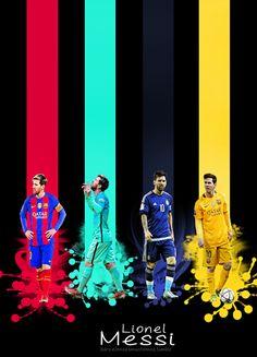 #footballeditschallenge: Favourite Player  Lionel Messi