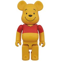 Be@rbrick 400% Winnie the Pooh