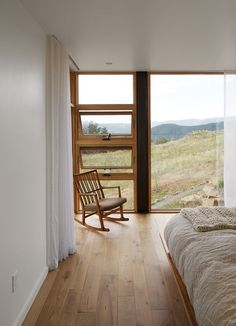 sustainable retreat on a fire-devastated site in boulder.