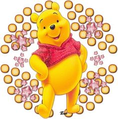 animated pooh bear | Pooh Bear - Pictures, Greetings and Images for Facebook