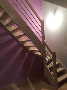 Nowoczesne schody na poddasze