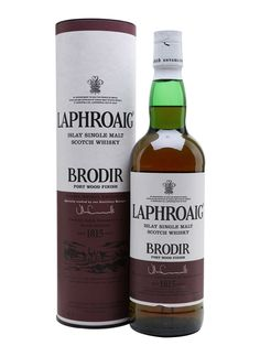Laphroaig Brodir - Port Finish Scotch Whisky : The Whisky Exchange