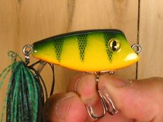 Fishing Lure Hand Made by Uncle Jay by UncleJaysFishinShack, $10.99