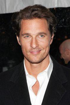 50 Most Handsome Men Matthew McConaughey! people i friggin LOVE My Sun And Stars, Logan Lerman, New Gossip, Most Handsome Men, Raining Men, Amanda Seyfried, Older Men, Livingston, Good Looking Men