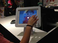 #Maclocks #iPad display has revolutionized the shopping experience