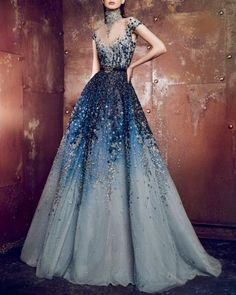 Tumblr Haute Couture Gowns, Couture Fashion, Designer Evening Gowns, All About Fashion, Beautiful Gowns, Dream Dress, Occasion Dresses, Frocks, High Fashion