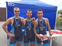 #OceanLava #triathlon finished. Big congrats to our first team! (Arrecife, Canarias Islands, 24 October 2015) #HawaiiChallenge