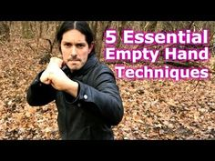 5 Kali Empty Hand Essentials Techniques You Need! - YouTube