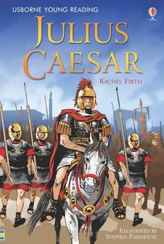 READ QRE F CAE Spanning the life of the great leader from his teens to his brutal assassination, and featuring events such as Caesar's capture by pirates as a young man, his military successes across Europe, encounters with Cleopatra and becoming dictator of Rome Ancient Rome, Ancient History, Book Instagram, Early Reading, Julius Caesar, Popular Series, Book People, Book Aesthetic, Book Girl