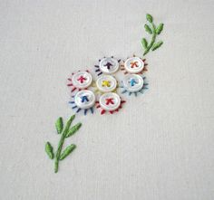 embroidery of the buttons (554x521, 91Kb)