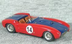 Ferrari 375 MM Spyder Pininfarina 1954 #14 Meadow Brook Concours - Alfa Model 43