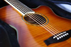 Guitar 3 by ColsiePhotography on Creative Market