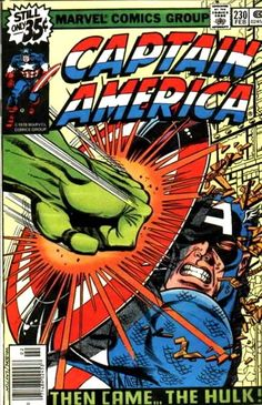 """HULK SMASH!"" ""But how long will my shield of adamantium/vibranium alloy hold up?"""