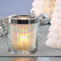 Rainbow Flame Tealight Holder 2015 Fall/Winter Catalogue