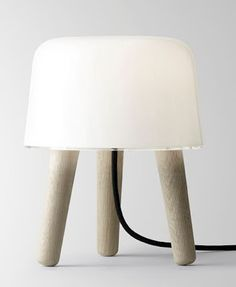 milk lamp by norm architects