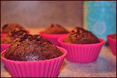 Chocolate muffins 🍫