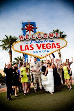 Wedding Photography In Las Vegas On The Strip My Pinterest