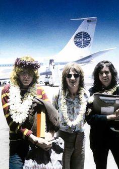 jimmy page, john paul jones, robert plant / led zeppelin