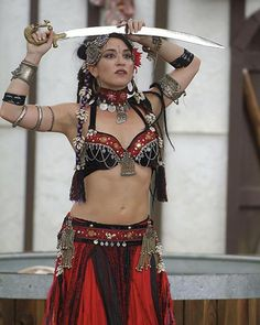sword gypsy dance