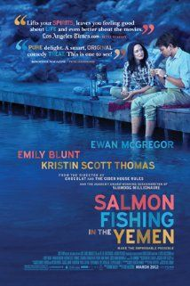 Salmon Fishing in the Yemen (2011) ** - c V fkb