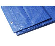Item TRA-5050 Kotap America Ltd. Kotap 50-ft x 50-ft General Purpose Blue Poly Tarp
