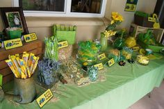 Hostess with the Mostess® - John Deer Tractor Party