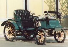 Opel Patent Motor Car (1899-1901)