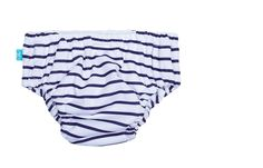 The Honest Co. swim diaper - reusable - Meets health standards for ALL public pools  Chlorine & fade resistant – printed with non-toxic dyes  Great for potty training too! - $12.95