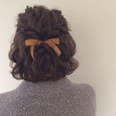 Short Hairtyles 2018 Haarzöpfe 23 Styles for Short Curly Hair Braids For Short Hair, Short Hair Cuts, Hairstyle Short, Long Braids, Pixie Cuts, Short Pixie, Fancy Short Hair, Short Hair Girls, Cute Short Hairstyles