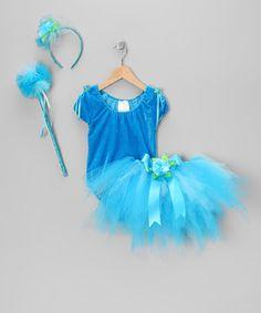 31991ed47 Just Pretend Kids Turquoise Peggy Tutu Set - Toddler
