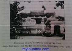 Khong gian tong the dinh Huong Canh 1