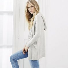 Wool Jersey Tee | The White Company | Style | Pinterest | White ...