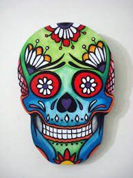 ¿Que te parece este maravilloso diseño del Día de Muertos? ¿Genial o no? :)