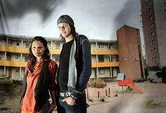 Gustaf och Jennifer