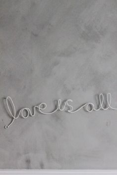 love is all Grey Bedroom Paint, Plaster Paint, Lime Paint, Types Of Lettering, Mineral Paint, Paint Chips, Shades Of White, Nature Paintings, Houses