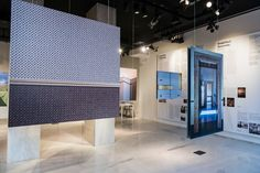The new exhibition in the Italia per Interni series inaugurates the 2017 calendar of events at Spazio FMG per l'Architettura, the gallery and showroom operated by the Iris Ceramica and FMG - Fabbrica Marmi e Graniti Fabbrica Marmi e Graniti brands.