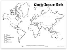 Discuss the various climates within the earths biomes locate them excellent homeschool website with tons of printable for all subjects gumiabroncs Gallery