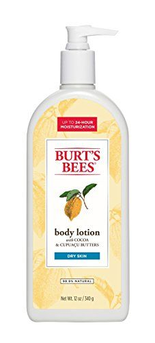 Burts Bees Cocoa and Cupuacu Butters Body Lotion 12 Ounce * Want additional info? Click on the image.