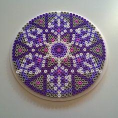 Mandala hama perler beads by ejo0813
