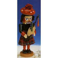 Have to have it. Steinbach Bagpiper German Nutcracker-Signed $329.99