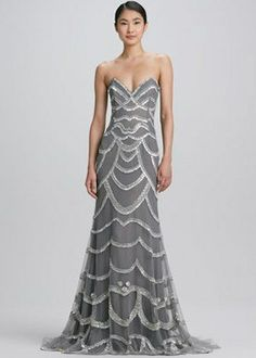 Oh, it's just $10,880 naeem khan gown 100 Colorful Wedding Dresses For The Non-Traditional Bride